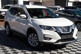 2020 Nissan X-Trail T32 Series II ST-L X-tronic 4WD Ivory Pearl 7 Speed Constant Variable Wagon.