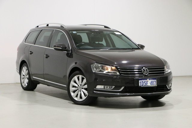 Used Volkswagen Passat 3C MY10 Upgrade 118 TSI Bentley, 2011 Volkswagen Passat 3C MY10 Upgrade 118 TSI Brown 7 Speed Auto Direct Shift Wagon