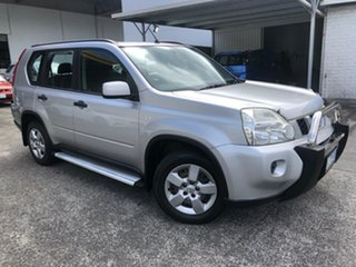 2009 Nissan X-Trail T31 ST Silver 1 Speed Constant Variable Wagon.