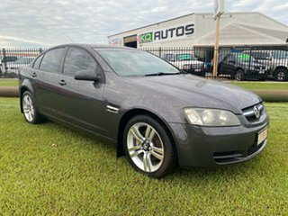 2008 Holden Commodore VE MY09 Omega Grey 4 Speed Automatic Sedan