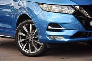 2019 Nissan Qashqai J11 Series 3 MY20 N-SPORT X-tronic Blue 1 Speed Constant Variable Wagon