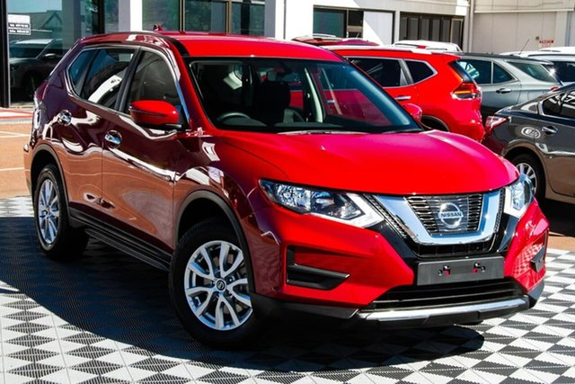 Used Nissan X-Trail T32 Series II ST X-tronic 2WD Attadale, 2020 Nissan X-Trail T32 Series II ST X-tronic 2WD Ruby Red 7 Speed Constant Variable Wagon