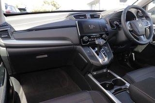 2021 Honda CR-V MY21 VTi X (2WD) 5 Seats Platinum White Automatic Wagon