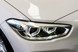 2015 BMW 125i F20 LCI Sport Line White 8 Speed Automatic Hatchback