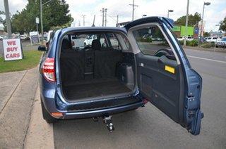 2012 Toyota RAV4 ACA38R CV (2WD) Blue 5 Speed Manual Wagon