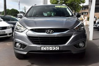 2014 Hyundai ix35 LM3 MY14 Trophy Grey 6 Speed Sports Automatic Wagon
