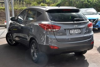 2014 Hyundai ix35 LM3 MY14 Trophy Grey 6 Speed Sports Automatic Wagon.