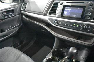 2017 Toyota Kluger GSU50R GX 2WD Silver 8 Speed Sports Automatic Wagon