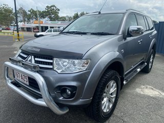 2015 Mitsubishi Challenger PC (KH) MY14 LS Grey 5 Speed Sports Automatic Wagon