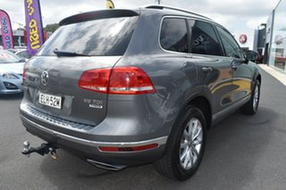 2015 Volkswagen Touareg 7P MY15 V6 TDI Tiptronic 4MOTION Grey 8 Speed Sports Automatic Wagon