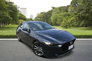 2020 Mazda 3 BP2HLA G25 SKYACTIV-Drive GT Blue 6 Speed Sports Automatic Hatchback.