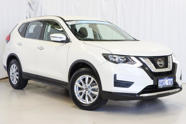 Used Nissan X-Trail T32 Series II ST X-tronic 2WD Wangara, 2017 Nissan X-Trail T32 Series II ST X-tronic 2WD White 7 Speed Constant Variable Wagon