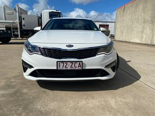 2019 Kia Optima JF MY19 GT White 6 Speed Sports Automatic Sedan