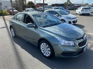 2016 Holden Cruze JH Series II Equipe Grey Sports Automatic Sedan.