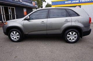 2012 Kia Sorento XM MY12 SI Titanium Silver 6 Speed Sports Automatic Wagon.