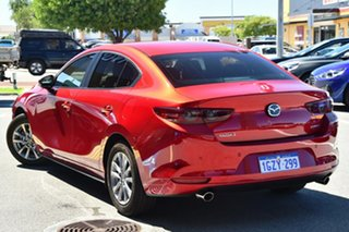 2020 Mazda 3 BP2S7A G20 SKYACTIV-Drive Pure Red 6 Speed Sports Automatic Sedan.