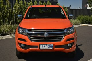 2019 Holden Colorado RG MY19 LTZ Pickup Crew Cab Orange 6 Speed Sports Automatic Utility