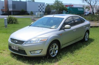 2008 Ford Mondeo MA Zetec Silver 6 Speed Sports Automatic Hatchback.