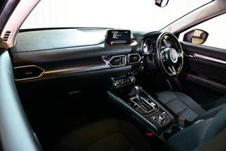 2017 Mazda CX-5 KF4WLA Maxx SKYACTIV-Drive i-ACTIV AWD Sport Red/Black 6 Speed Sports Automatic