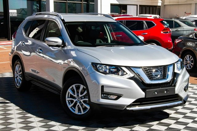 Used Nissan X-Trail T32 Series II ST-L X-tronic 4WD Attadale, 2020 Nissan X-Trail T32 Series II ST-L X-tronic 4WD Brilliant Black 7 Speed Constant Variable Wagon