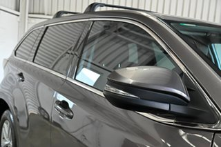 2016 Toyota Kluger GSU50R GX 2WD Grey 6 Speed Sports Automatic Wagon.