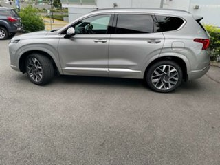 2020 Hyundai Santa Fe Tm.v3 MY21 Highlander DCT Typhoon Silver 8 Speed Sports Automatic Dual Clutch