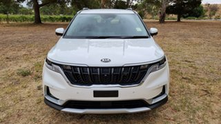 2021 Kia Carnival KA4 MY21 SLi Snow White Pearl 8 Speed Automatic Wagon.