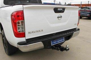 2018 Nissan Navara D23 S3 RX White 7 Speed Sports Automatic Utility.
