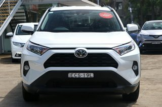 2019 Toyota RAV4 Mxaa52R GXL 2WD Crystal Pearl 10 Speed Constant Variable Wagon