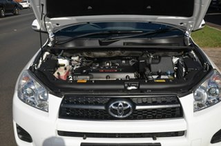 2011 Toyota RAV4 ACA38R CV (2WD) White 4 Speed Automatic Wagon