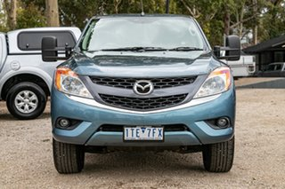2012 Mazda BT-50 UP0YF1 XTR 38l 6 Speed Sports Automatic Utility