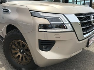 2020 Nissan Patrol Y62 Series 5 MY20 TI Gold 7 Speed Sports Automatic Wagon.