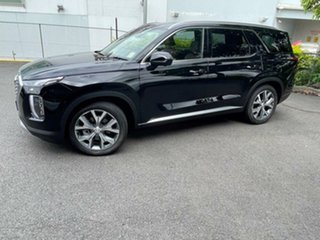 2020 Hyundai Palisade LX2.V1 MY21 Highlander 2WD Timeless Black 8 Speed Sports Automatic Wagon.