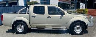 2011 Nissan Navara D40 S6 MY12 RX 4x2 Silver 5 Speed Automatic Utility.