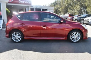 2015 Nissan Pulsar C12 Series 2 SSS Red 1 Speed Constant Variable Hatchback.