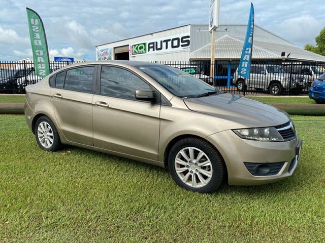 Used Proton Preve CR MY13 GX Berrimah, 2013 Proton Preve CR MY13 GX Gold 5 Speed Manual Sedan