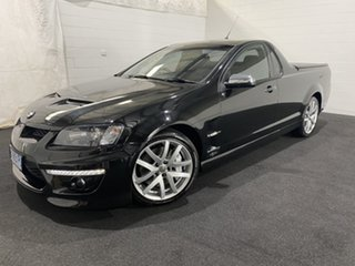 2010 Holden Special Vehicles Maloo E Series 2 GXP Phantom 6 Speed Manual Utility