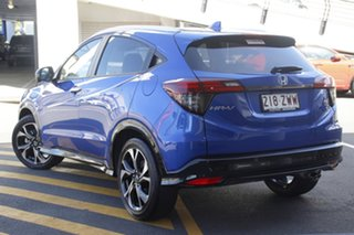 2020 Honda HR-V MY21 RS Blue 1 Speed Constant Variable Hatchback.
