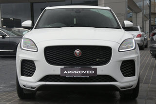 2019 Jaguar E-PACE X540 19MY White 9 Speed Sports Automatic Wagon