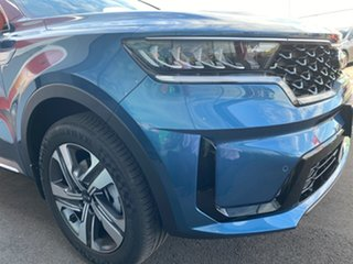 2020 Kia Sorento MQ4 MY21 Sport+ Mineral Blue 8 Speed Sports Automatic Wagon.