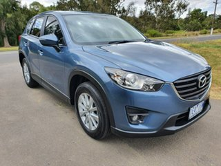 2015 Mazda CX-5 KE Series 2 Maxx Sport Blue Sports Automatic Wagon.