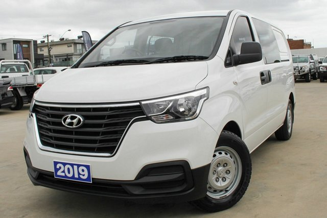 Used Hyundai iLOAD TQ4 MY20 Coburg North, 2019 Hyundai iLOAD TQ4 MY20 White 5 Speed Automatic Van