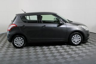 2012 Suzuki Swift FZ GL Mineral Grey 5 Speed Manual Hatchback