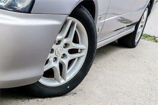 1998 Nissan Skyline R34 25GT Silver 4 Speed Automatic Sedan.
