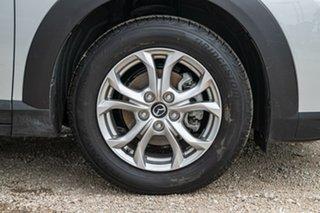 2018 Mazda CX-3 DK2W7A Maxx SKYACTIV-Drive FWD Sport Silver 6 Speed Sports Automatic Wagon