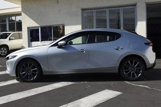 2020 Mazda 3 BP2H76 G20 SKYACTIV-MT Evolve Sonic Silver 6 Speed Manual Hatchback