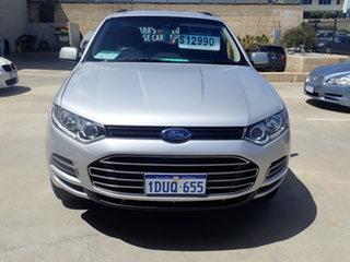 2011 Ford Territory SZ TS (RWD) Silver 6 Speed Automatic Wagon.