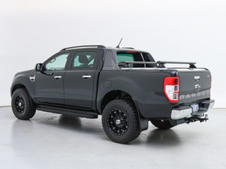 2019 Ford Ranger PX MkIII MY19.75 XLT 3.2 (4x4) Black 6 Speed Automatic Double Cab Pick Up
