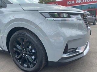 2020 Kia Carnival KA4 MY21 Platinum Ceramic Silver 8 Speed Sports Automatic Wagon.