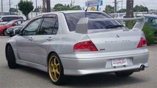 2001 Mitsubishi Lancer CT9A Evolution VII RS-II Silver 5 Speed Manual Sedan.
